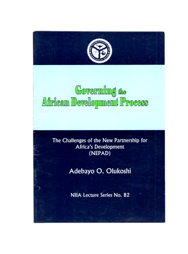 Governing the African Development Process