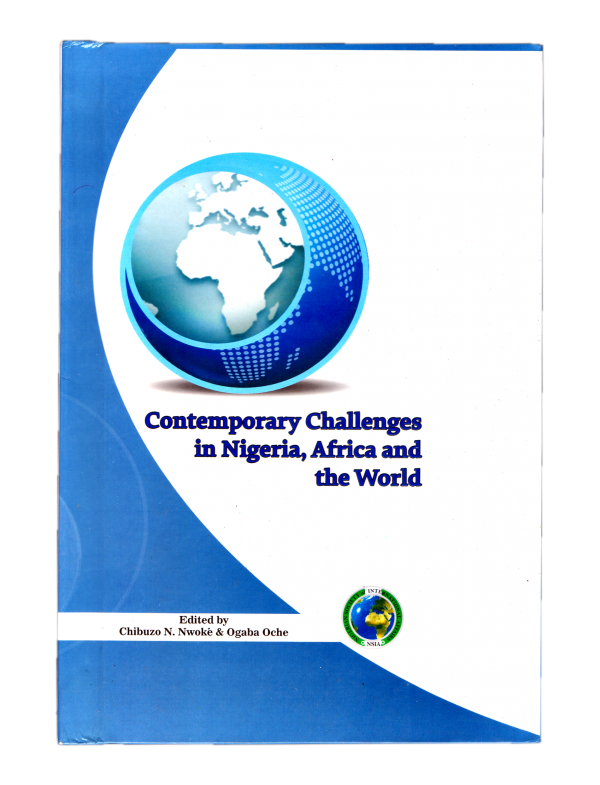 Contemporary Challenges in Nigeria, Africa and the World
