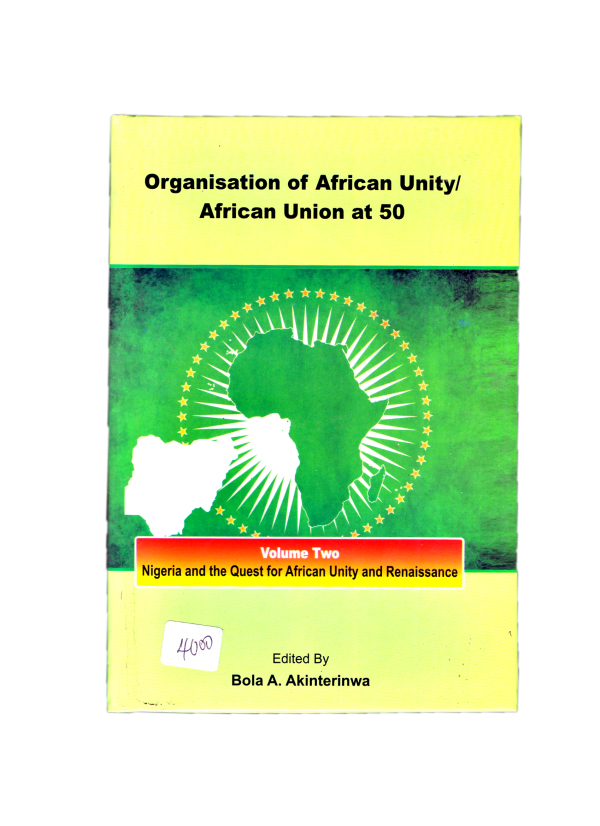 Organisation of African Unity / African Union at 50