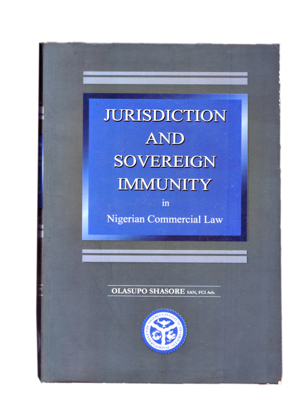 Jurisdiction and Sovereign Immunity in Nigeria Commercial Law