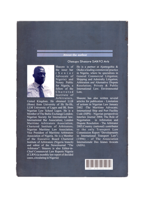Jurisdiction and Sovereign Immunity in Nigeria Commercial Law 2